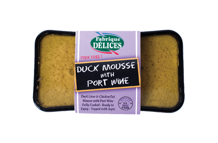 Fabrique-Delices-Duck-Mousse-with-Port-Wine-Available-At-Mike-Hudson-Distributing